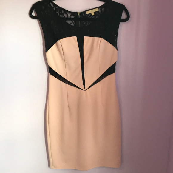 72c0f17eb0d Soky & Soka Dresses   French Lacy Cutout Bodycon Dress   Poshmark